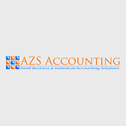 Azs accounting logo