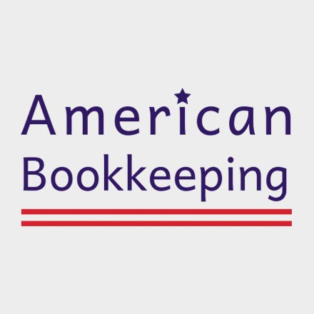 American bookkeeping logo