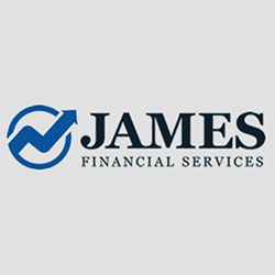 James financial logo